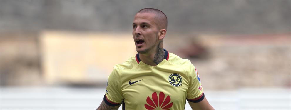 Benedetto sería compañero de Héctor Moreno