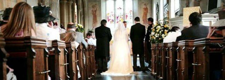Un Matrimonio Católico : El matrimonio católico se desploma en españa apenas un cuarto de
