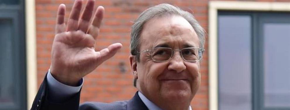 ¡Bomba! El fichaje galáctico del Madrid se podría cerrar esta misma semana