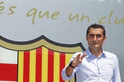 Bomba en Barcelona: Valverde pide que no vendan a este crack