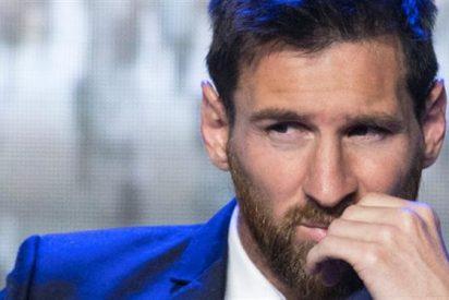 La bomba que revoluciona el vestuario del Barça (y tiene a Messi con una sonrisa en la cara)