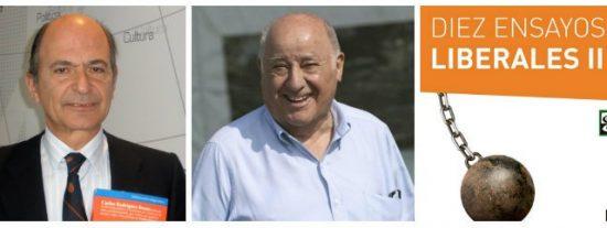 """Carlos Rodríguez Braun: """"La izquierda no quiere una donación de Amancio Ortega, prefiere quitarle el dinero por la fuerza"""""""