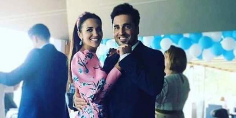 Paula Echevarría y David Bustamante: bronca, beso, abrazo y baile agarrado