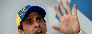 Henrique Capriles anuncia que hay una posibilidad para su participación en el fraude electoral de Maduro
