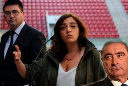 [AUDIO] Carlos Herrera despelleja a los concejales podemitas de Madrid Sánchez Mato y Celia Mayer