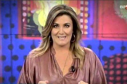 El declive de Carlota Corredera: en 'Sálvame' ya empiezan a reírse de ella y a humillarla
