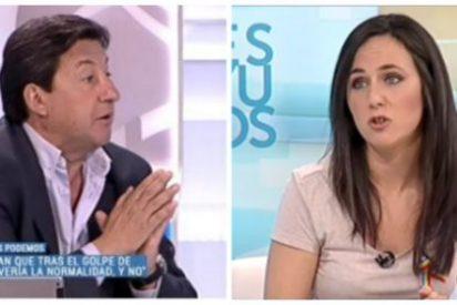 Javier Casqueiro (El País) despelleja a la podemita Belarra por defender los vetos a los periodistas