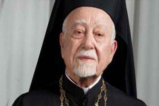 Murió Antonio Chedraoui Tannous, arzobispo de la Iglesia ortodoxa de México, Venezuela, Centroamérica y el Caribe