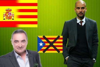[AUDIO] Carlos Herrera 'despelleja' a Guardiola