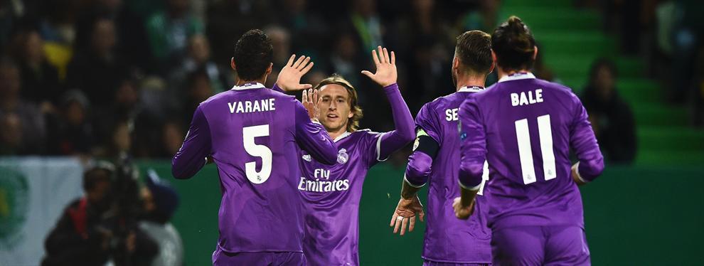 Chicharito pide que le den el Balón de Oro a Luka Modric