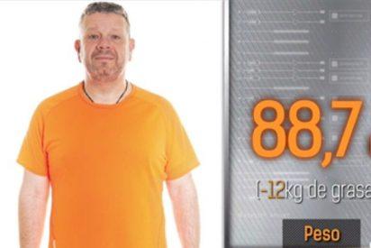 Alberto Chicote intenta colocarnos la dieta con la que él ha perdido 20 kilos