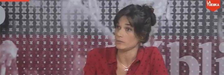 """Si esta burrada de Clara Serra (Podemos) la dice una política del PP la queman en la plaza publica: """"Las mujeres fantasean con ser violadas"""""""