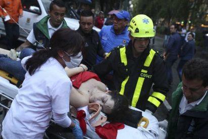 [VÍDEO] Ataque terrorista en un centro comercial de Bogotá deja al menos 3 muertos y 11 heridos