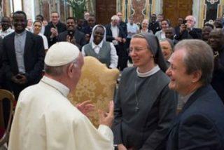 """El Papa pide a los misioneros de la Consolata que """"continúen su camino con esperanza"""""""
