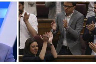 """Corcuera pisotea a 'Pablenin' y sus chavistas: """"Parecía un mitin de Maduro aplaudiéndose a sí mismos"""""""