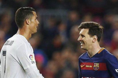 """Cristiano: """"Disfruto mucho viendo a Leo Messi"""""""