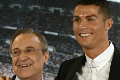 Cristiano Ronaldo pasa la 'patata caliente' de la fiscalía al Madrid (con recado a Florentino Pérez)