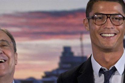 Cristiano Ronaldo prepara una emboscada contra Florentino Pérez (tras el Balón de Oro)