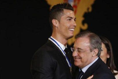 """Cristiano Ronaldo presiona a Florentino Pérez con una exigencia que le pone en jaque (""""o me voy"""")"""