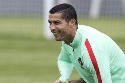 La nueva 'novia' de Cristiano Ronaldo tiene cuentas pendientes con el Real Madrid'