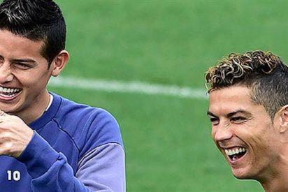Cristiano Ronaldo y James Rodríguez pactan la traición más mortal contra el Real Madrid