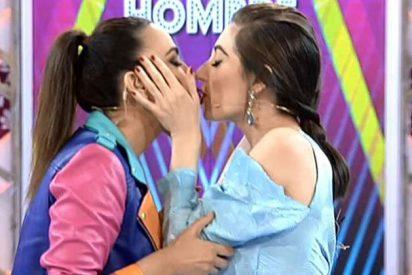 'Cámbiame': El beso en la boca de Cristina Rodríguez y Natalia Ferviú del que todo el mundo habla