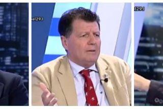 """Brutal chorreo al periodista podemita que quiere enmerdar la Transición: """"¡Si bebes, no conduzcas!"""""""