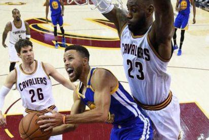 Los Warriors están a un partido de la perfección: Durant destroza los sueños de LeBron