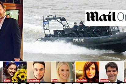 Confirman la peor noticia: Ignacio Echeverría es uno de los 8 muertos en el ataque de Londres