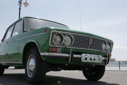 [VÍDEO] ¿Por qué se vende este coche soviético por una millonada?