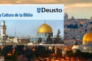 Deusto lanza un ambicioso Máster en Historia y cultura de la Biblia