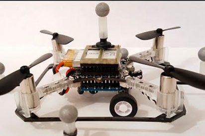 [VIDEO] Así de impresionante será la nueva generación de drones
