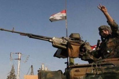 [VÍDEO] Impresionantes imágenes del la gran Ofensiva del Ejército Sirio en el Desierto