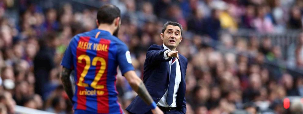 El Barça fija la fecha definitiva para darle a Valverde su primer gran fichaje 'Galáctico'