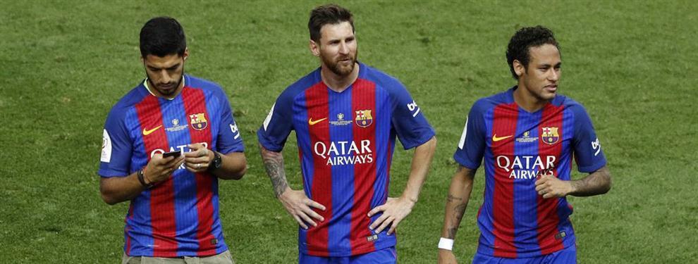 El Barça pasa al ataque: la operación ?bomba? que quiere cerrar para tapar la duodécima