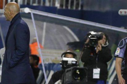 El calentón de James Rodríguez con Zidane que obliga a intervenir a Sergio Ramos