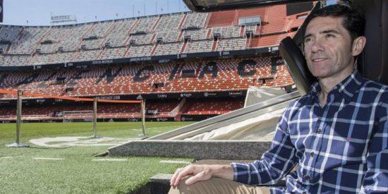 El cambio de cromos que prepara el Valencia con su primer fichaje estrella para Marcelino