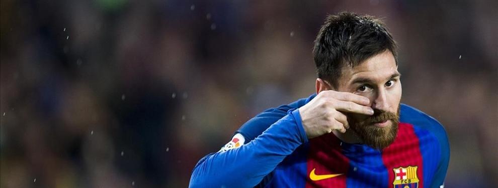 El casting de Messi para la delantera del Barça tiene cinco finalistas (¡Y un aviso al Madrid!)