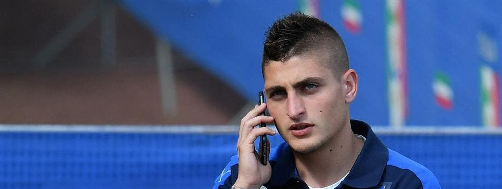 El crack que el Barça le robará a la Juventus si no ficha a Verratti
