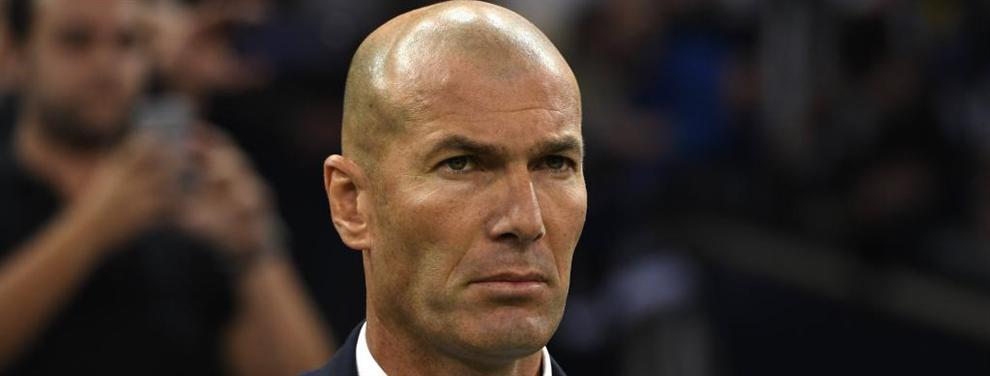 El delantero galáctico que ya ha descartado el Real Madrid por no tener el nivel suficiente