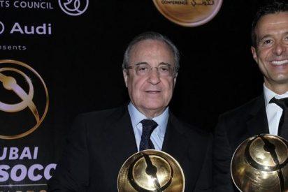 El doble juego del Real Madrid con Mino Raiola y Jorge Mendes (y el fichaje) para contentar a CR7