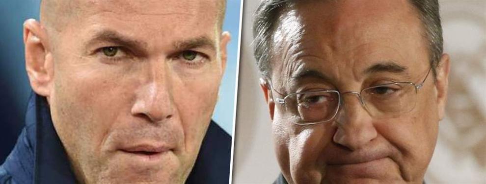 El entrenador argentino que le ofreció a Florentino Pérez la cabeza de Zidane (no lo vas a creer)