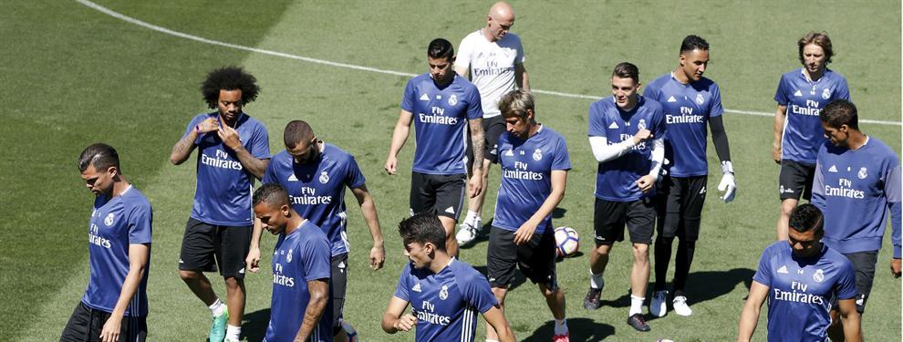 El equipo de la Liga que vuelve a la carga por un jugador del Real Madrid de Zidane