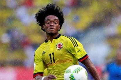 El equipo de la Liga que ya tiene precio para fichar al colombiano Juan Guillermo Cuadrado