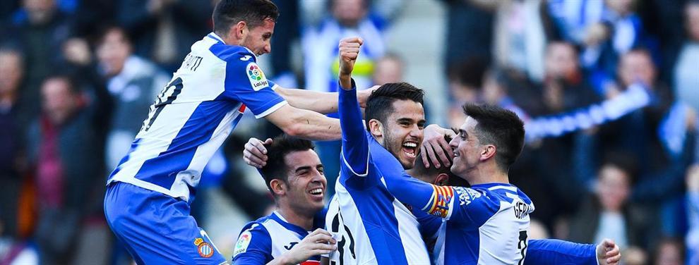 El Espanyol es optimista en poder retener a Diego Reyes