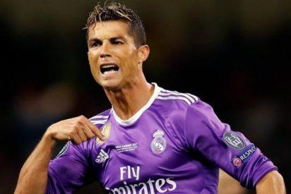 El feo de Cristiano Ronaldo a Messi que calienta al crack del Barça