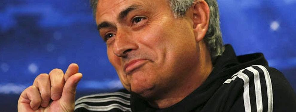 El fichaje galáctico que Mourinho le puede arrebatar al Barça