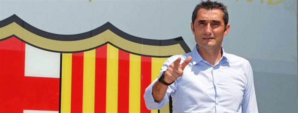 El fichaje tapado que pide Valverde para meter presión a Messi: bueno y barato (y viene con rabia)
