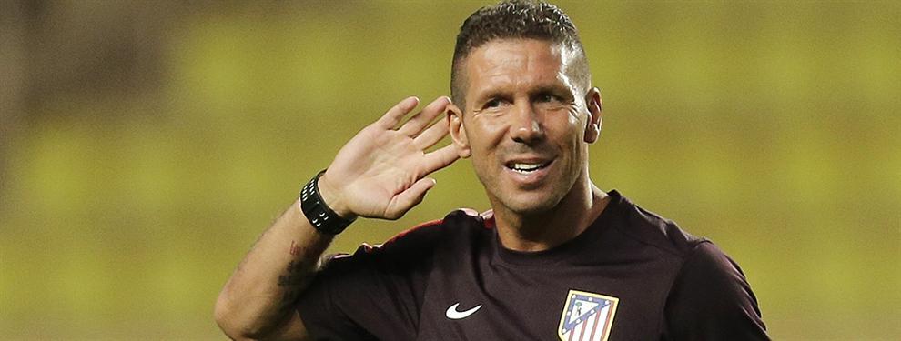 El Inter de Milán pregunta por uno de los cracks uruguayos del Atlético de Simeone
