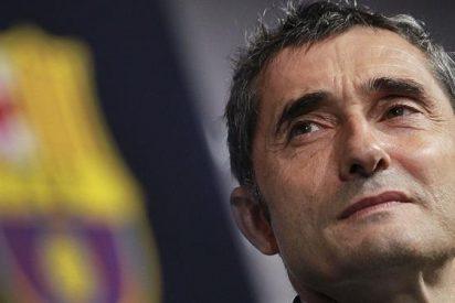 El jugador del Barça que Valverde no quiere ni ver ni en pintura
